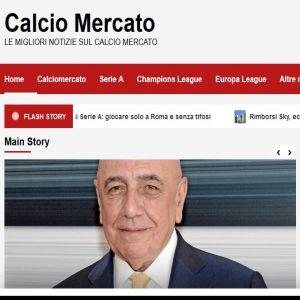 News Calcio Mercato